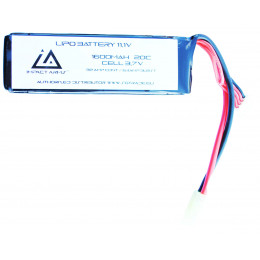 Batterie Lipo 11,1V 1600Mah 20C type mini