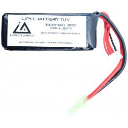 Batterie Lipo 11,1V 1600Mah 30C type PEQ
