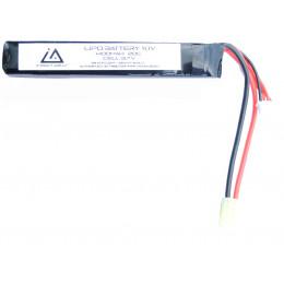 Batterie Lipo 11,1V 1400Mah 20C type stick