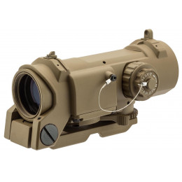 Specter DR lunette 1-4x32 Tan