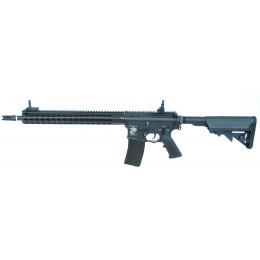 """Réplique d'assaut M4 SR16-E3 URX4 14,5"""" AEG Noir ECEC Système"""