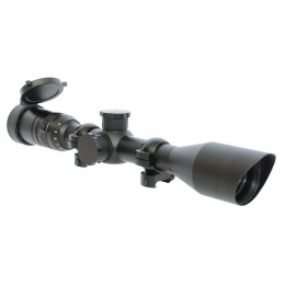 3-9X40XK scope without ring mount