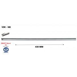 Precision inner barrel Lambda Smart 6.03 VSR NB 430mm