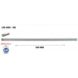 Precision inner barrel Lambda Smart 6.03 L96 AWS NB 500mm
