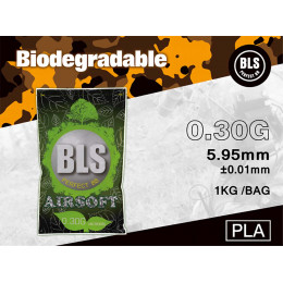 BLS Biodegradable Bbs 0.30gr 1kg