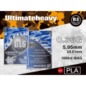 BLS Bille Biodegradable 0.36gr 1000 bbs