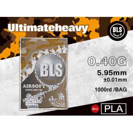 BLS Biodegradable Bbs 0.40gr 1000 rounds