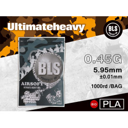 BLS Biodegradable Bbs 0.45gr 1000 rounds