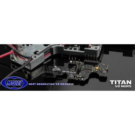 BASIC TITAN NGRS pour Tokyo Marui NEXT GEN EBBR V2
