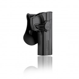 Amomax Holster Black for Glock 17 right hand