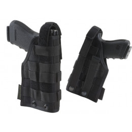HOLSTER MOLLE DEFCON 5 AMBIDEXTRE Black