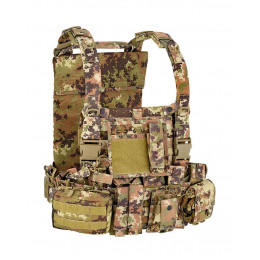 GILET DE COMBAT RECON HARNESS VEGETATO DEFCON5