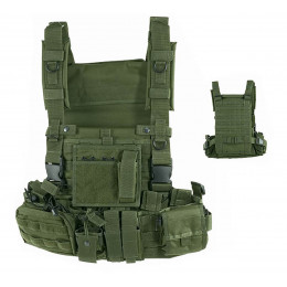 RECON HARNESS OLIVE DRAB DEFCON5