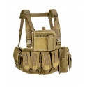 CHEST RIG DEFCON5 Coyote Tan