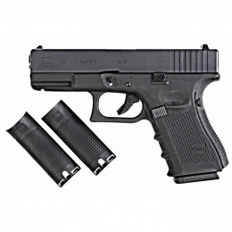 WE Glock 19 Gen 4 black