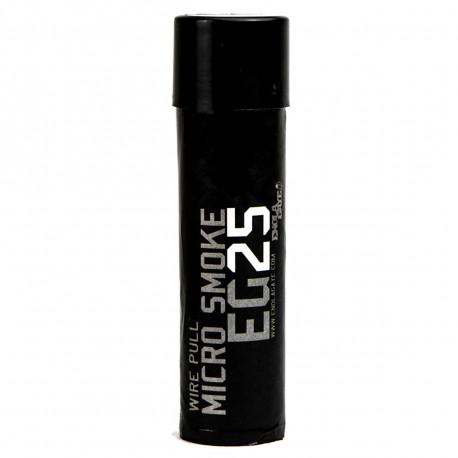 EG25 micro fumigène Noir