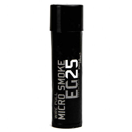 EG25 Micro smoke grenade Black