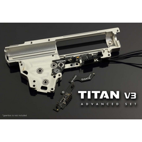 Titan V3 mosfet programmable advanced module set