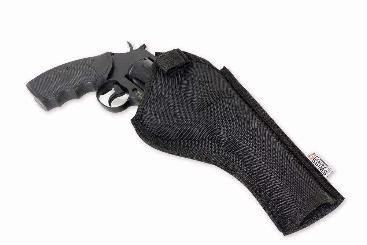 Belt Holster right hand for Colt Python 6