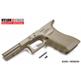 New Generation Frame for G17/18C/22/34 (Euro. Ver./FDE)