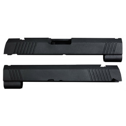 Guarder Aluminum black Slide for MARUI HI-CAPA 4.3 without marking