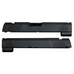 Guarder culasse aluminium pour Hi-Capa 4.3 Marui sans marquage NOIR