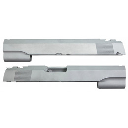 Guarder Aluminum Silver Slide for MARUI HI-CAPA 5.1 without marking