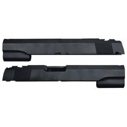 Guarder culasse aluminium pour Hi-Capa 5.1 Marui sans marquage Noir