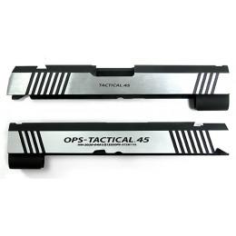 Guarder culasse aluminium pour Hi-Capa 4.3 Marui OPS TACTICAL Biton