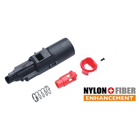 Guarder Loading muzzle renforcé + valve set pour Marui Hi-capa