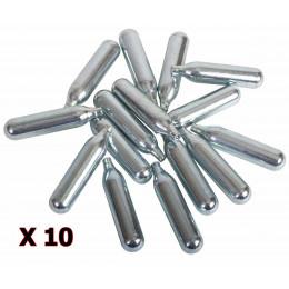 Pack 10x Capsule de Co2 de 12gr