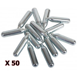 Pack 50x Co2 Sparklet cartridge 12gr