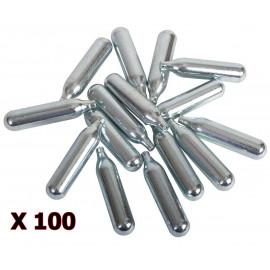 Pack 100x Capsule de Co2 de 12gr