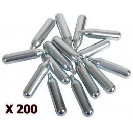 Pack 200x Co2 Sparklet cartridge 12gr