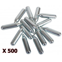 Pack 500x Co2 Sparklet cartridge 12gr