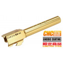 Guarder CNC Titanium Golden Outer Barrel for TM G18C