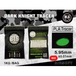 BLS Biodegradable tracer Bbs 0.25gr 1kg green phosphorescent