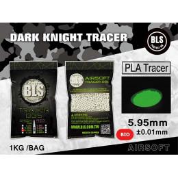 BLS Biodegradable tracer Bbs 0.28gr 1kg green phosphorescent