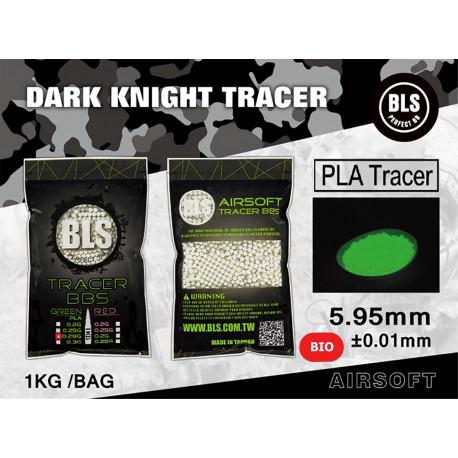 BLS Bille Tracante verte Biodegradable 0.28gr 1kg