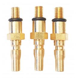 Kit de 3 valves WE/KJW court pour système FPG impact arms