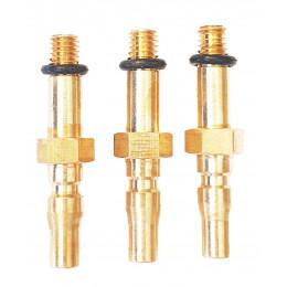 Kit de 3 valves WE/KJW longue pour système FPG impact arms