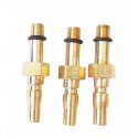 Set of 3 KSC/KWA long Valves for FGP system Impact Arms