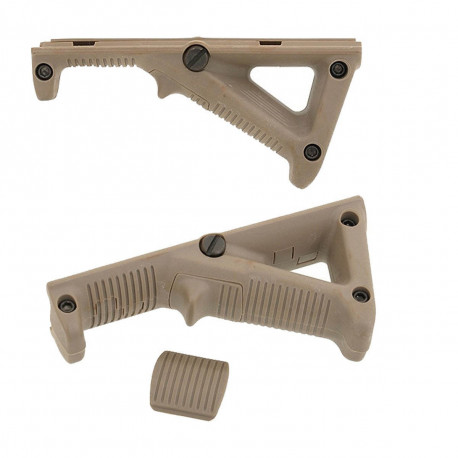 Poignee d'angle FFG2 pour rail picatinny tan