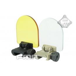 Tactical tilting Lens protector