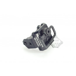Aluminium sling swivel for MP7