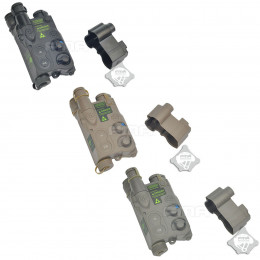 Boitier AN/PEQ 16 pour batterie