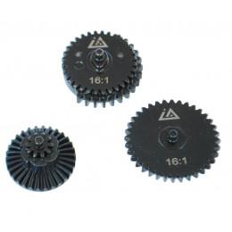 Impact Arms Gears set 16:1 en acier carbon