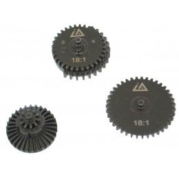 Impact Arms Gears set 18:1 en acier carbon