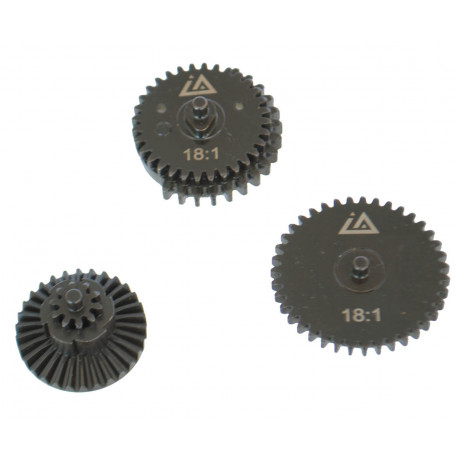 Impact Arms steel carbon gears set 18:1
