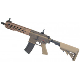 "Assault rifle type 416 Delta 10,5"" AEG Brown ECEC System"